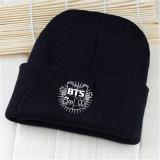 ALLKPOPER Kpop BTS Beanie Hat Bangtan Boys Logo Jungkook Jimin Jin V SUGA Adjustable Cap