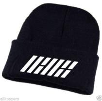 ALLKPOPER KPOP IKON Beanie Hat Unisex Bobby B.I Adjustable Knit Cap SKI Winter