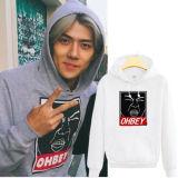 ALLKPOPER KPOP EXO Cap Sweater Sehun Ohbey Hoodie Unisex Sweatershirt D.O Pullover Hoody