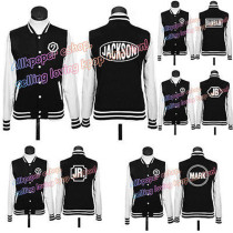 ALLKPOPER KPOP GOT7 Baseball Coat Jackson JB Mark Hoodie Sweater Pullover Outwear Jacket