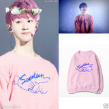 KPOP Merchandise Seventeen Sweater 17 CARAT Hoodie Sweatershirt Unisex Pullover Wonwoo Woozi