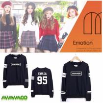 ALLKPOPER Kpop MAMAMOO Sweater [ Hello ] Unisex Hoodie WheeIn Solar Sweatershirt Pullover