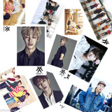 ALLKPOPER 30PC Kpop Monsta X Photocards HYUNGWON Photo Lomo I.M Card Picture WONHO