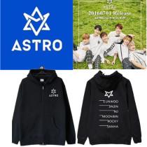 ALLKPOPER Kpop ASTRO Summer Vibes Zipper Coat Unisex Jacket Outwear MJ EUNWOO MOONBIN