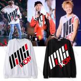 Kpop Merchandise IKON Sweater iKONCERT Hoodie Sweatershirt Unisex Pullover Bobby BI Jin Hwan