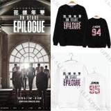 ALLKPOPER Kpop BTS In Bloom Sweater Unisex Sweatershirt Bangtan Boys JungKook Pullover JIN
