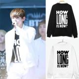 ALLKPOPER Kpop BTS V Sweater Bangtan Boys Unisex Hoodie Pullover Outwear Sweatershirt