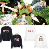 ALLKPOPER Bangtan Boys BTS In Bloom Sweater Pullover Rap Monster J-hope Jin Jimin Hoodie