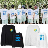 ALLKPOPER KPOP Bangtan Boys BTS Summer Package Sweater Pullover Rap Monster Jimin Hoodie