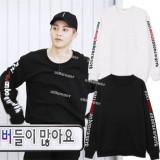 ALLKPOPER KPOP EXO Xiumin Sweater Got7 JACKSON BTS Unisex New Jumper Hoodie Pullover