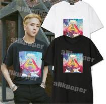 ALLKPOPER Kpop VIXX T-shirt RAVI Damnra Tshirt Unisex Womens Mens Tee LEO KEN HYUK Hongbin
