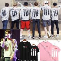 ALLKPOPER Kpop B.A.P T-shirt 3rd BABY DAY Tshirt Unisex BAP ZELO HIMCHAN Tee Tops