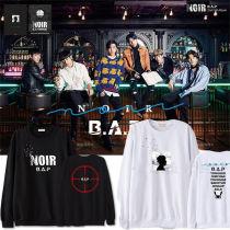 ALLKPOPER Kpop BAP NOIR ZELO Sweater Unisex B.A.P Daehyun Hoodie JONG UP Sweatershirt