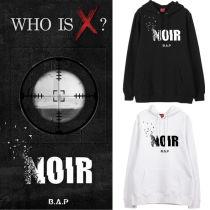 ALLKPOPER Kpop B.A.P Cap Hoodie BAP NOIR Sweatershirt Sweater Coat Pullover Yong Guk ZELO