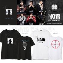 ALLKPOPER Kpop BAP B.A.P NOIR ZELO T-shirt Unisex Daehyun Tshirt JONG UP Cotton Tee