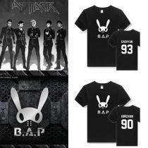 ALLKPOPER KPOP B.A.P Tshirt 5th Mini Album《CARNIVAL》T-shirt Unisex YOUNG JAE Tee Zelo BAP