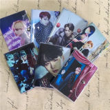 ALLKPOPER BTS WINGS Notebook SUGA V JIN JIMIN JUNGKOOK Rap Monster Diary Notebooks