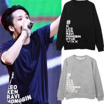 ALLKPOPER KPOP VIXX V.I.X.X.Live Show Sweater Unisex Ken Hoodie Hongbin Hyuk Long Sleeve