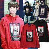 ALLKPOPER Kpop BTS Jung Kook Cap Hoodie Sweater Unisex VIXX Sweatershirt Bangtan Boys Coat