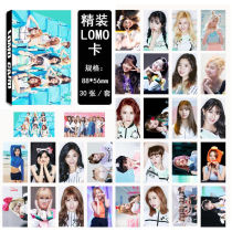 ALLKPOPER  30pcs TWICE Photo Picture Poster LOMO Card Momo Sana Mina Free shipping