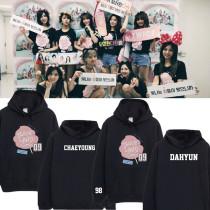ALLKPOPER KPOP TWICE TWICELAND In Seoul Cap Hoodie Sweater Sweatershirt Unisex DA HYUN