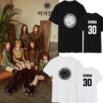 ALLKPOPER  KPOP GFRIEND THE AWAKENING T-shirt Unisex Ye Rin Eun Ha Tshirt Cotton Yu Ju Tee