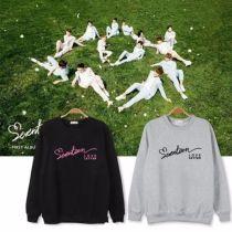 ALLKPOPER Kpop Seventeen Unisex Sweater LOVE LETTER Woozi Vernon Hoodie Pullover Shirt