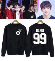 ALLKPOPER KPOP SEVENTEEN Sweater 17 CARAT Sweatershirt Pullover Hoodie JEONGHAN Wonwoo DK