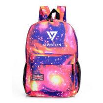 ALLKPOPER KPOP Seventeen 17 Starry Sky Schoolbag Unisex VERNON Bookbag DINO