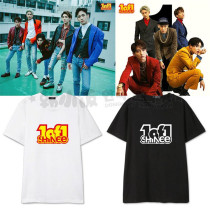 ALLKPOPER Kpop Shinee 5th Album 1of1 T-shirt Unisex Onew Key Taemin Tee Tshirt