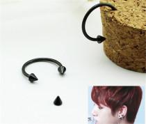 ALLKPOPER KPOP BTS JUNG KOOK Earrings Bangtan Boys Fashion Jewelry