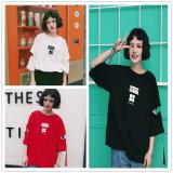 ALLKPOPER KPOP BTS WINGS Three-Quarter Sleeve T-shirt RAP MONSTER Tshirt SUGA Cotton JIN Tee
