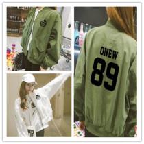 ALLKPOPER KPOP SHINee TAEMIN Merchandise Coat KEY Jacket MINHO Causal Outwear JONGHYUN