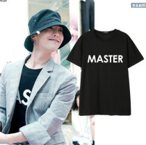 ALLKPOPER KPOP Bigbang T-shirt G-Dragon Merchandise Tshirt Unisex Short Sleeve Cotton Tee