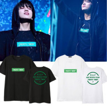 ALLKPOPER KPOP BAP Zelo T-shirt Yong Guk Tshirt Dae Hyun Cotton Tee Young Jae Short Sleeve