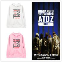 ALLKPOPER KPOP Bigbang 10th Anniversary Cap Hoodie G-Dragon Sweatershirt DaeSung Pullover