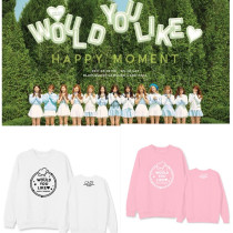 ALLKPOPER KPOP WJSN Luda Sweater WOULD YOU LIKE HAPPY MOMENT Sweatershirt EXY Pullover