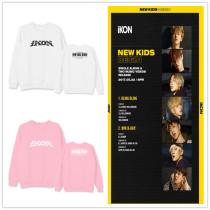 ALLKPOPER KPOP IKON NEW KIDS BEGIN Sweater Song Yun Hyeong Sweatershirt Bobby Pullover B.I