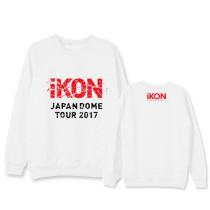ALLKPOPER KPOP IKON DOME TOUR Sweater Bobby Sweatershirt Kim Dong Hyuk Long Sleeve B.I