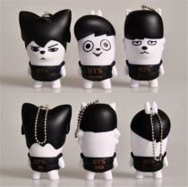 ALLKPOPER KPOP BTS Cellphone Pendants Bangtan Boys Suga Cellphone Accessory For ARMY Gift