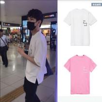 ALLKPOPER Kpop PRODUCE 101 Tony T-shirt Unisex Casual Tshirt Summer Tee Tops Short Sleeve