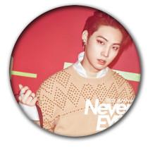 ALLKPOPER Kpop GOT7 Hard Carry Chest Pin Jackson Bambam Brooch JB JR Mark Youngjae Badge
