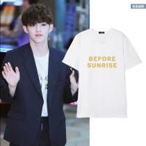 ALLKPOPER Kpop Seventeen 17 SEUNG CHEOL Tshirt Unisex 2017 New T-shirt Casual Cotton Tee