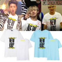 ALLKPOPER KPOP IKON T-shirt NEW KIDS Tshirt BI BOBBY Tee Kim Jin Hwan Dong Hyuk Tops