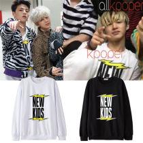 ALLKPOPER KPOP IKON Sweater NEW KIDS Hoodie BI BOBBY Hoody Kim Jin Hwan Dong Hyuk Sweatershirt