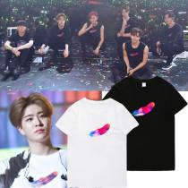 ALLKPOPER KPOP GOT7 T-shirt MY SWAGGER Concert Tshirt 2017 New Short Sleeve Tee