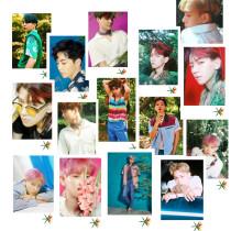 ALLKPOPER KPOP EXO LOMO Card 30pcs THE WAR Photocard Postcard Poster Photo Picture XIUMIN KAI CHEN SUHO