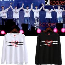 ALLKPOPER KPOP 2PM Sweater 6nights Concert Hoody Nichkhun Hoodie Jun. K Pullover Sweatershirt 2017 New