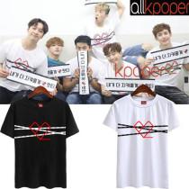 ALLKPOPER KPOP 2PM T-shirt 6nights Concert Tshirt Nichkhun Tee Jun. K Casal Tops Jang WooYoung 2017 New