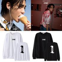 ALLKPOPER KPOP 1PUNCH ONE Sweater DEBUT TEASER Album Hoody Hoodie Pullover Sweatershirt ONE DAY 2017 NEW